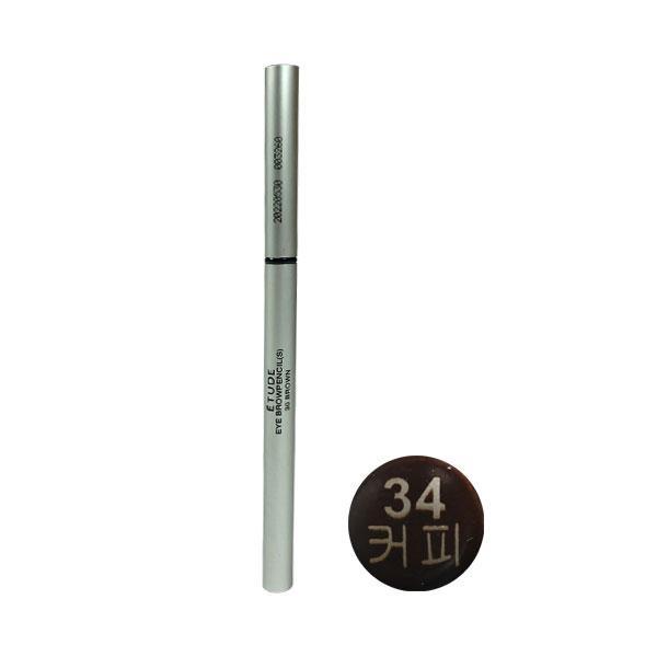 مداد ابرو اتود شماره 34 ETUDE