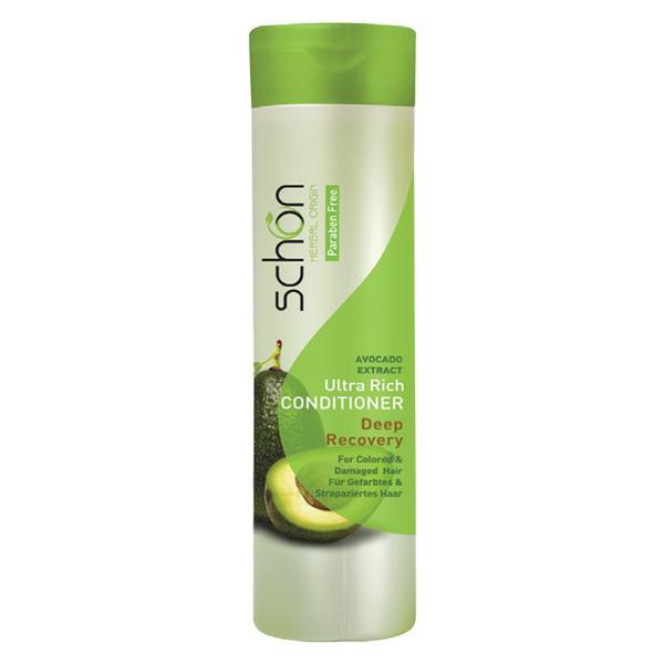 نرم کننده موی قوی شون حاوی عصاره آووکادو مناسب برای موهای خشک و آسیب دیده 400 میل