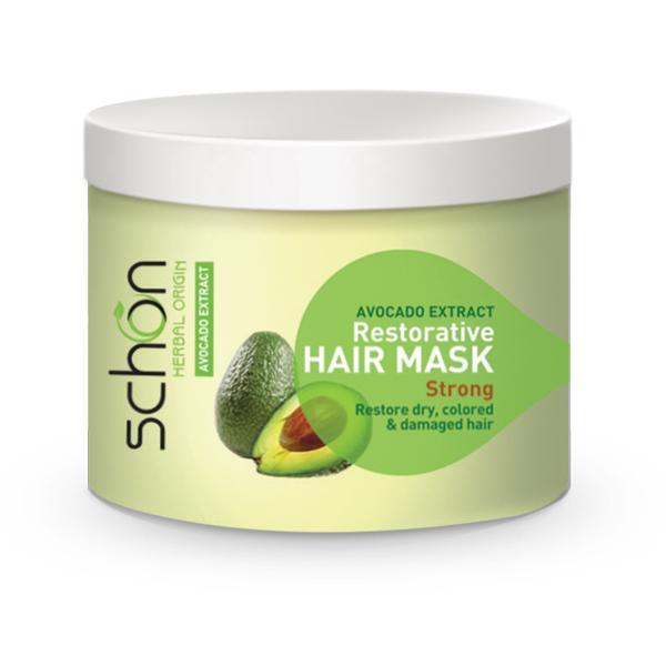 ماسک موی آبرسان شون با عصاره آووکادو مناسب موهای خشک و آسیب دیده 300 میل