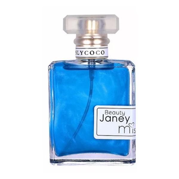 بادی اسپلش شاین دار جین میس رایحه آبی تیره