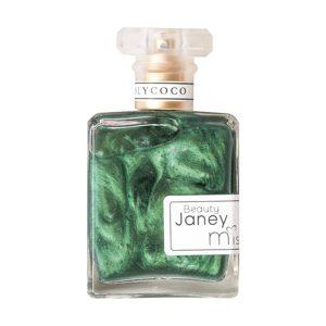 بادی اسپلش شاین دار جین میس رایحه سبز