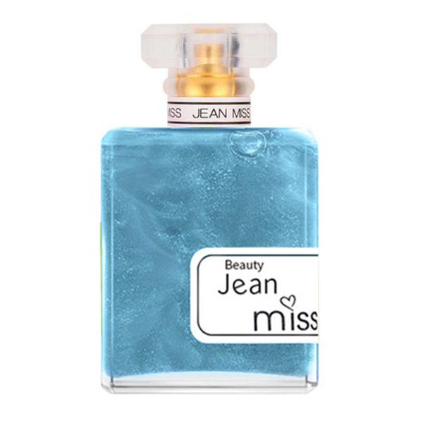 بادی اسپلش شاین دار جین میس رایحه نیلی
